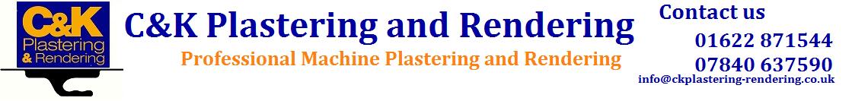 C&K Plastering and Rendering